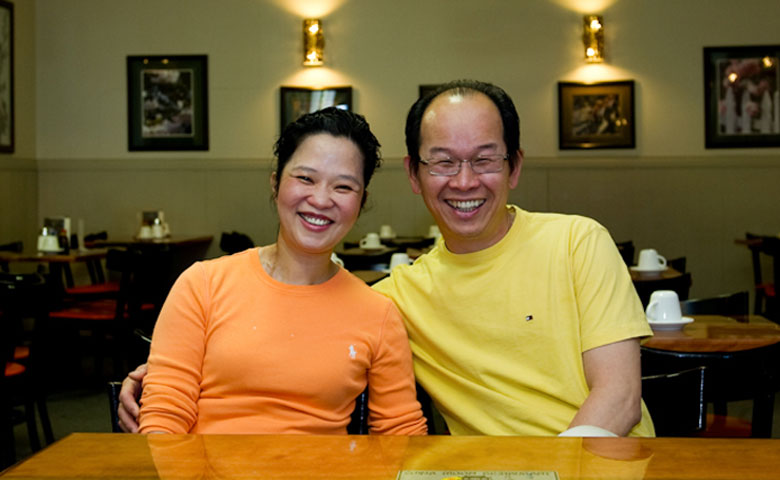 Sam and Phung Lam